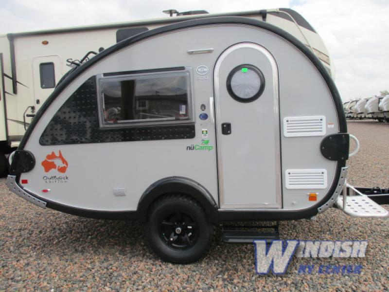 Rv Campers For Sale >> nuCamp Teardrop Travel Trailers: Your Key To The Outdoors