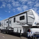 Keystone Carbon Fifth Wheel Toy Hauler