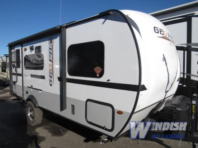 Forest River Rockwood Geo Pro Travel Trailers