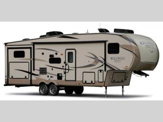 Forest River Rockwood Signature Ultra-Lite Fifth Wheel