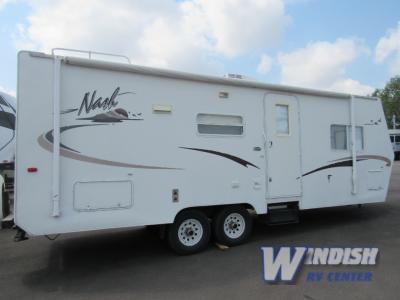 Northwoods Nash Travel Trailer Used