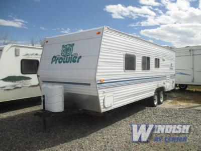 Prowler Travel Trailer Used