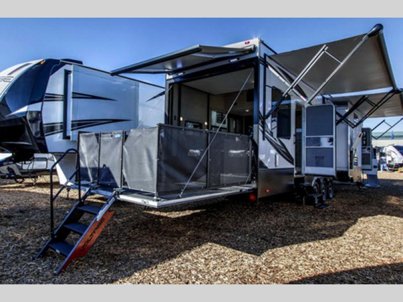 5 New Uses For A Toy Hauler RV - Windish RV Blog