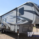 Keystone Fuzion Fifth Wheel Toy Hauler
