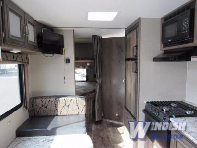 Keystone Passport Ultra-Lite Express Travel Trailer Interior