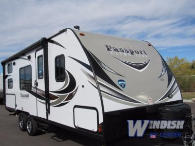 Keystone Passport Ultra-Lite Express Travel Trailer