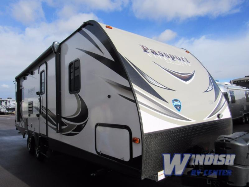 Keystone Passport Ultra-Lite Grand Touring Travel Trailer