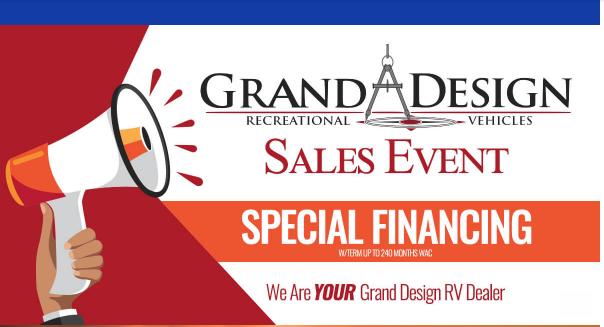 Grand Design RV Sale