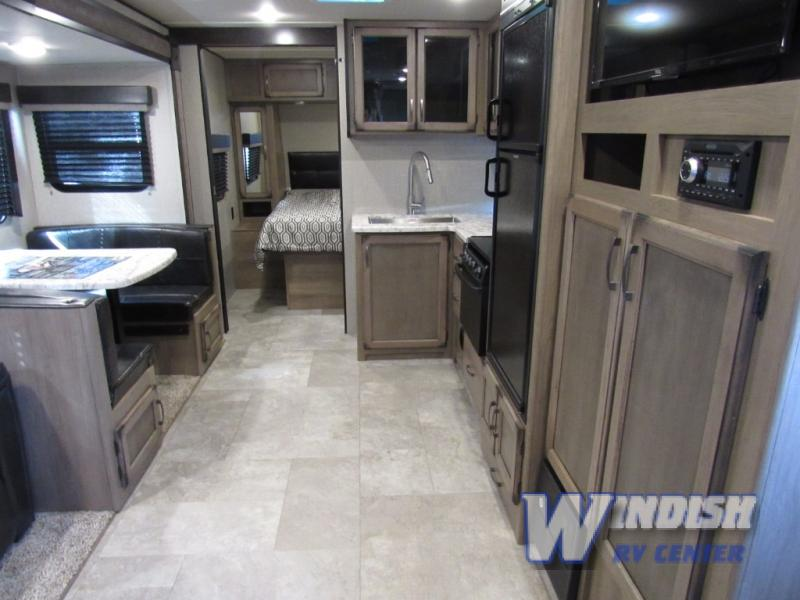 Grand Design Transcend Travel Trailer Interior