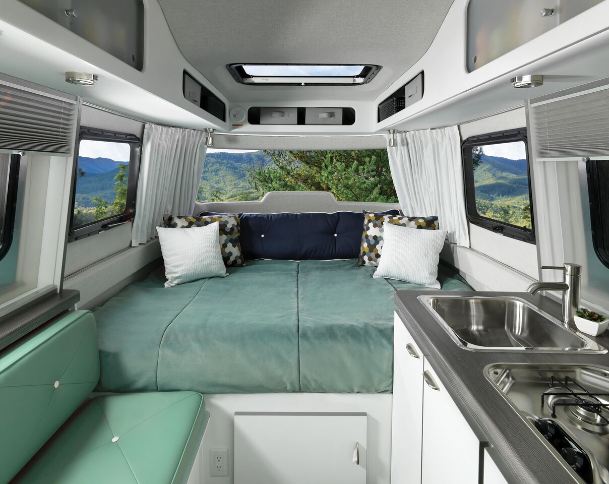Introducing The New Airstream Nest Compact Camper