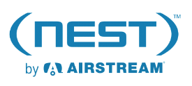 Windish RV Airstream Nest Travel Trailer Logo