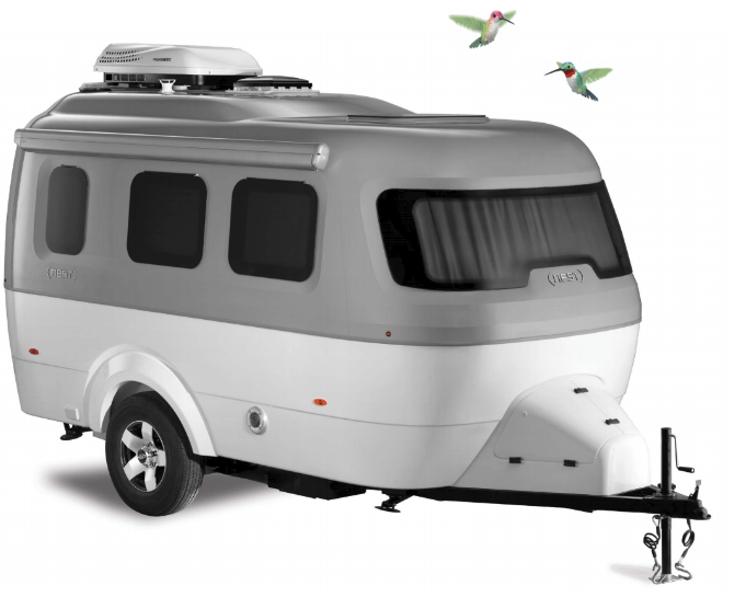 Windish RV Airstream Nest Travel Trailer