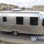 Airstream Sport Travel Trailer Exterior