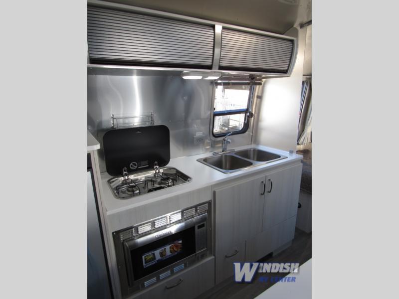 Airstream Sport Travel Trailer Kitchen