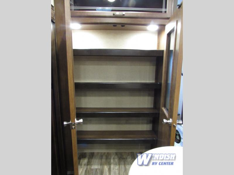 Grand Design Reflection RV Kitchen Pantry