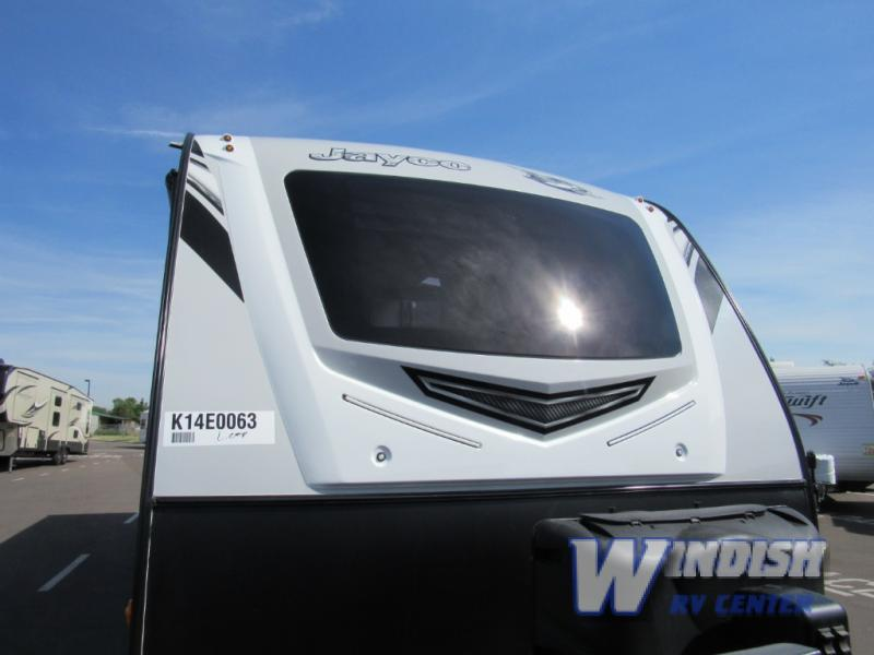 Jayco White Hawk Travel Trailer front