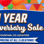Windish RV One Year Anniversary Sale Colorado Springs RV Sale