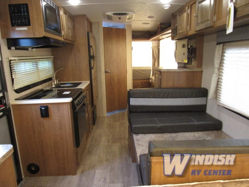 Rockwood Roo Hybrid Campers: More Room, Less Weight