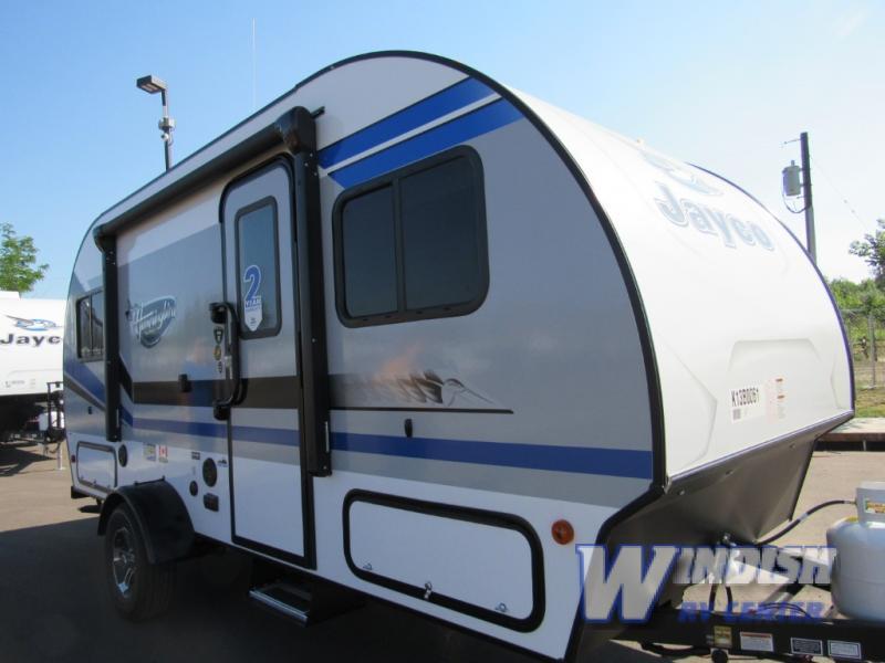 Jayco Hummingbird Teardrop Trailer Windish RV Colorado Jayco Dealer Exterior