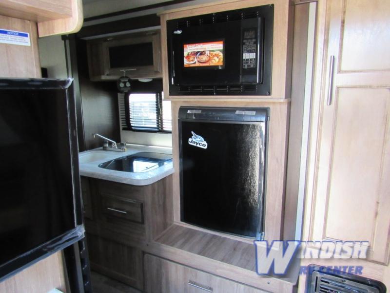 Jayco Hummingbird Teardrop Trailer Windish RV Colorado Jayco Dealer Kitchen