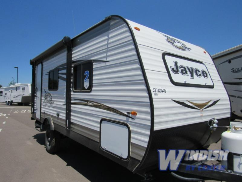 Jayco Jay Flight SLX Travel Trailer