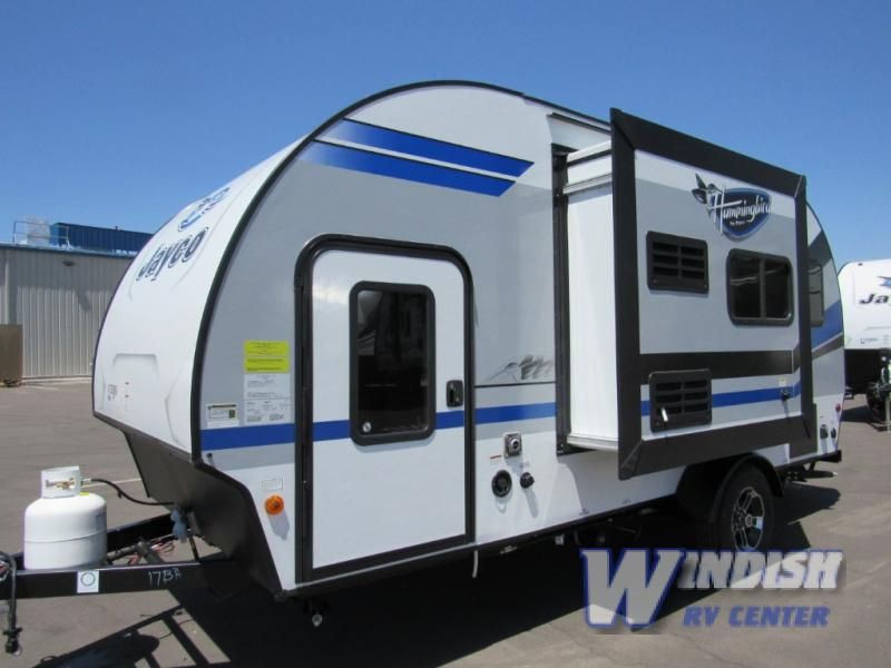 Windish RV Hail Sale Jayco Hummingbird