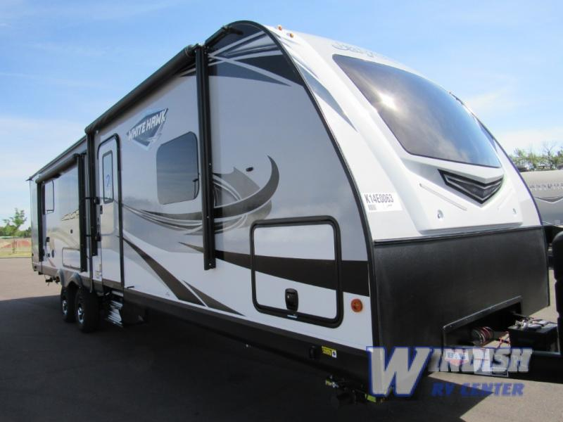 Windish RV Hail Sale Jayco White Hawk