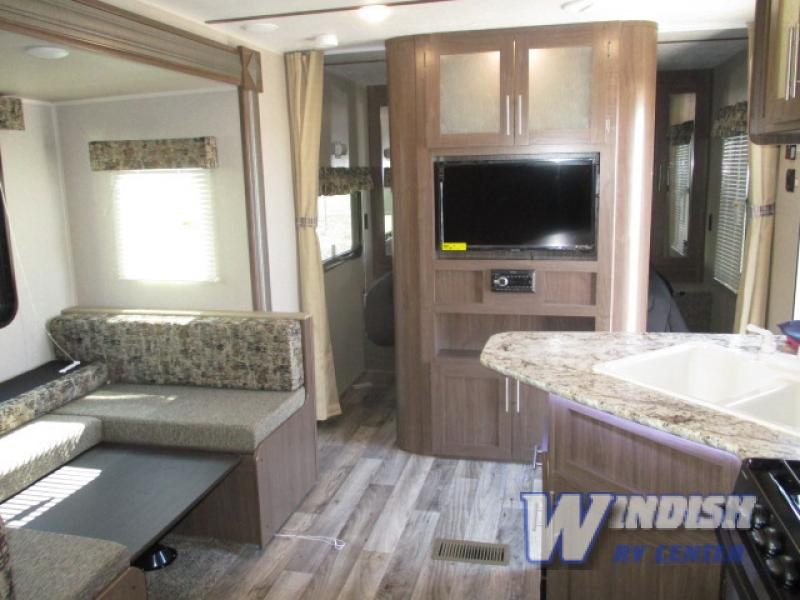 Keystone Hideout Travel Trailers Interior
