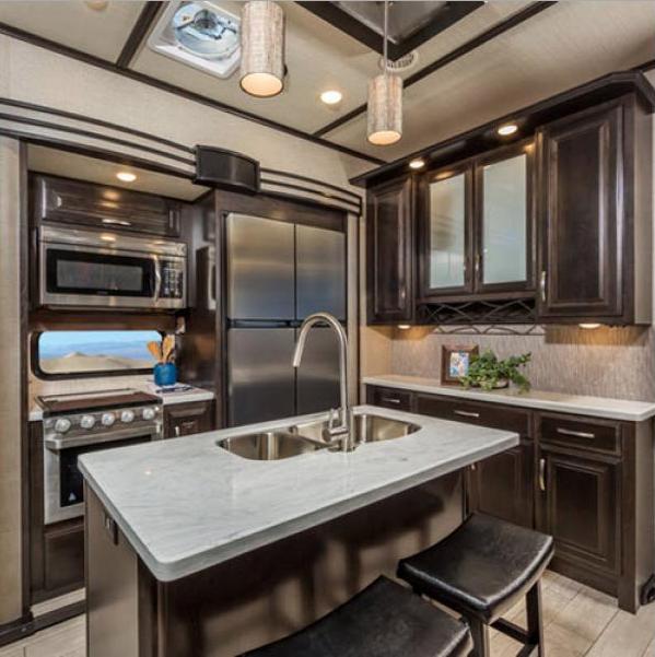 kitchen grand design momentum