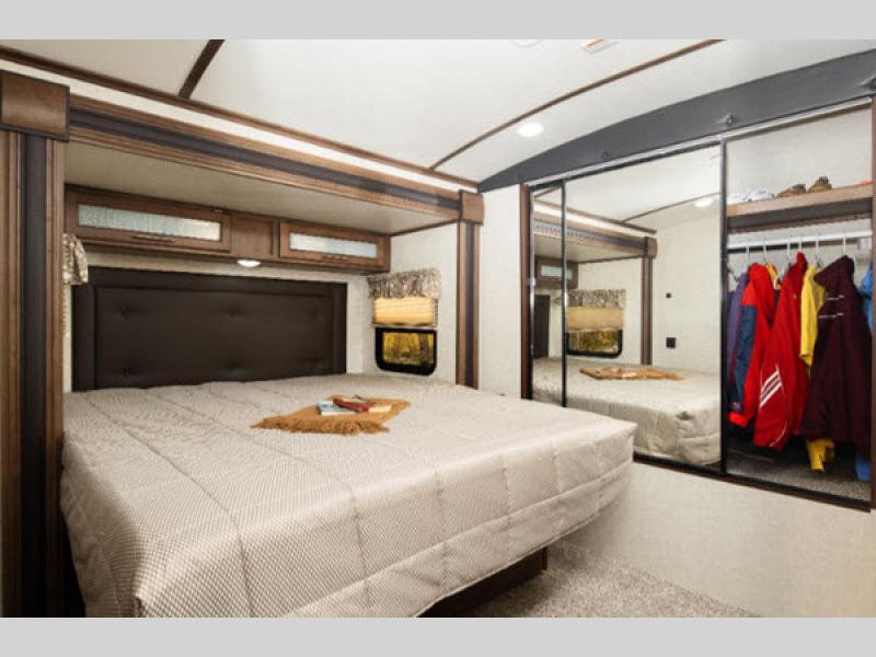 cougar half ton bedroom