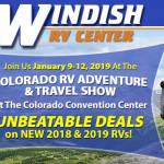 windish at the colorado rv show