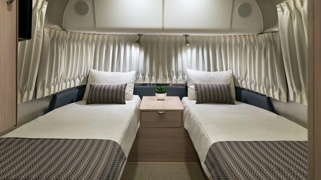 globetrotter bedroom