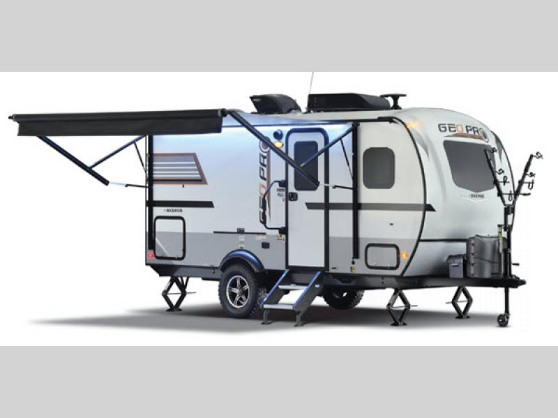 Rockwood Geo Pro Travel Trailer Review: Affordable Quality ...