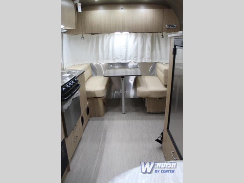 Airstream Flying Cloud Interior