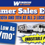 RV Sale Summer Sales Event