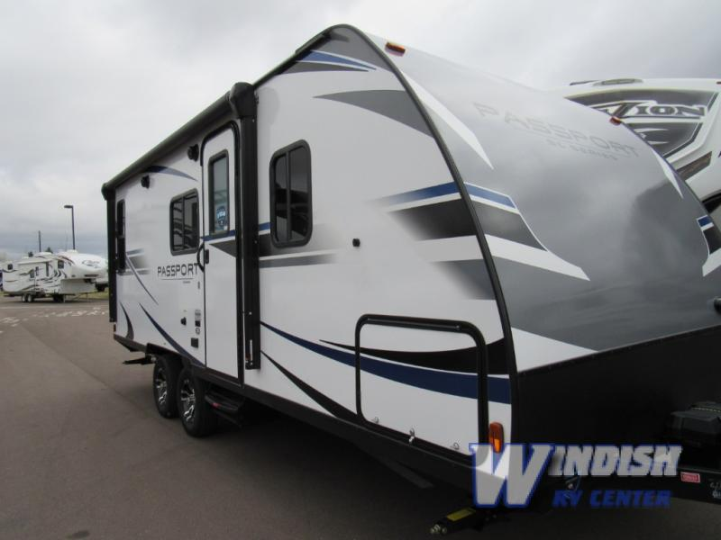 Keystone RV Passport Travel Trailer for sale