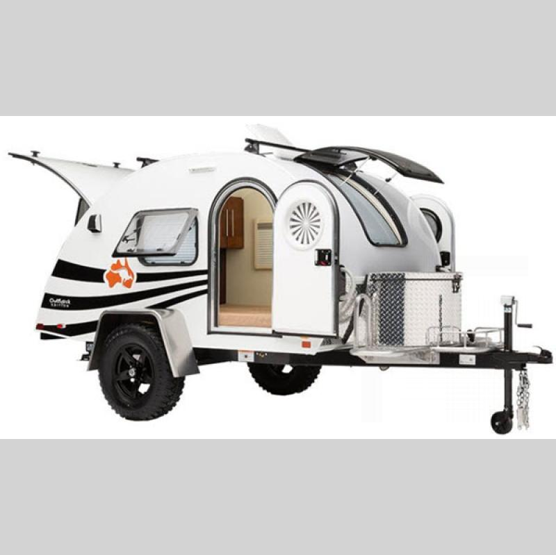 Tag Teardrop Travel Trailer for sale