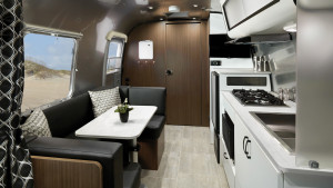 Airstream Caravel interior
