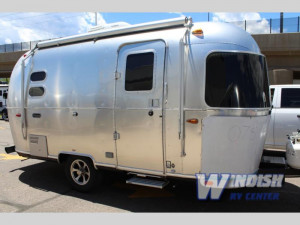 Airstream Caravel travel trailer