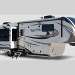 Grand Design Solitude Fifth Wheel Exterior