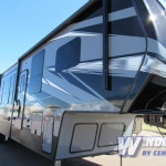 Keystone RV Raptor Fifth Wheel Exterior