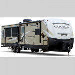 Cougar Half Ton Series Travel Trailer Exterior