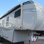 Jayco Eagle HT Fifth Wheel Exterior