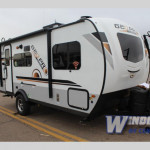Geo Pro Travel Trailer Exterior
