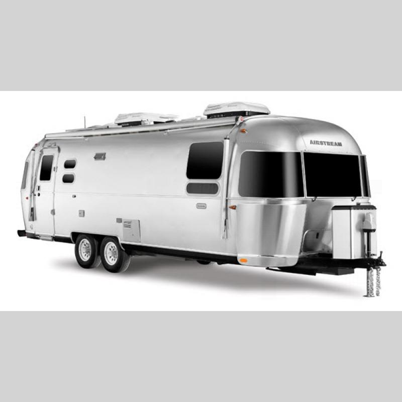Airstream RV Globetrotter Travel Trailer Exterior