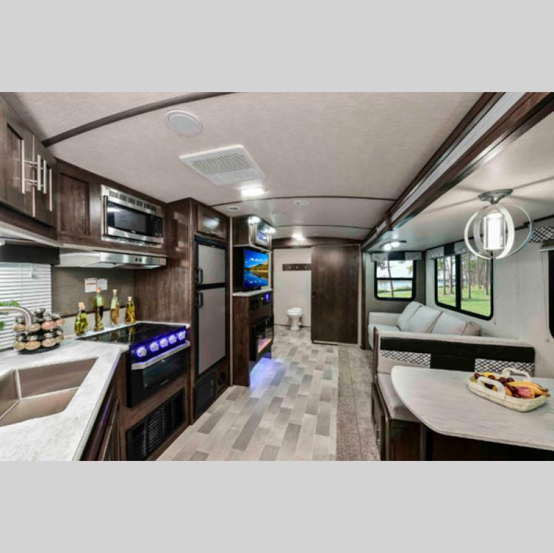 Cruiser RV Stryker Kitchen