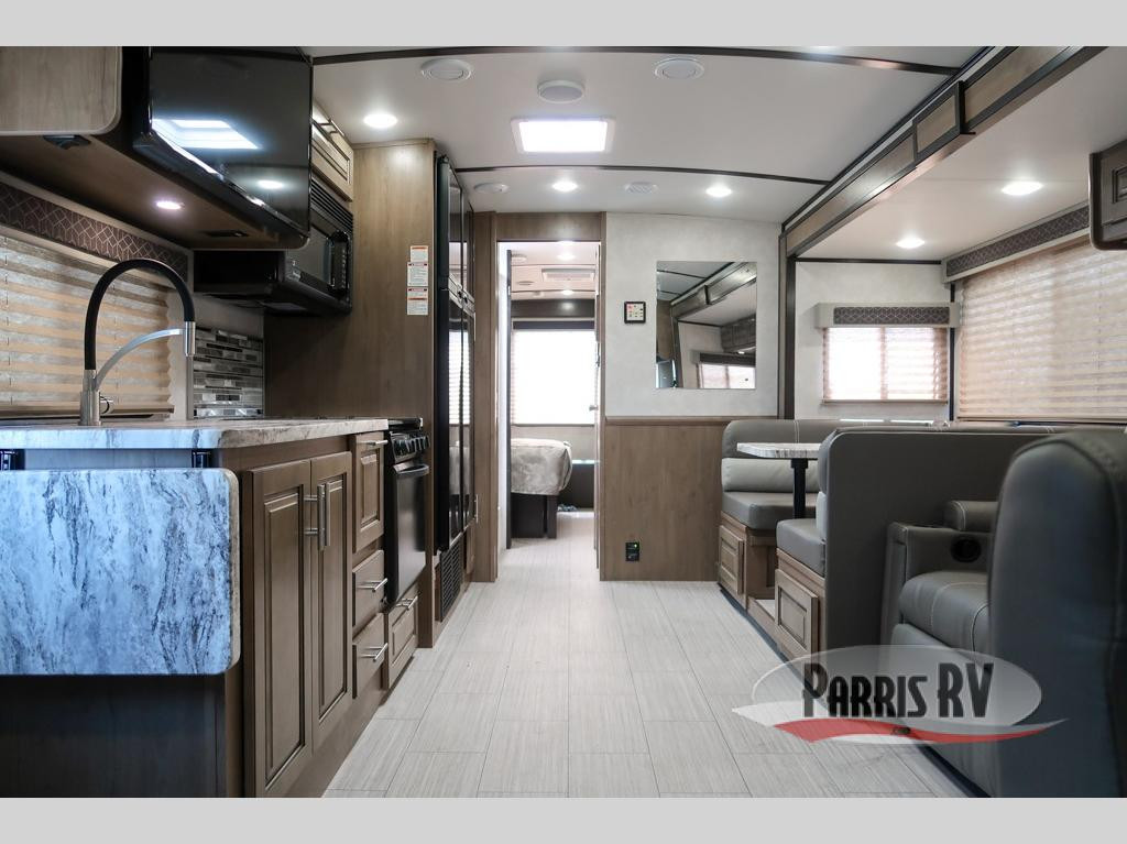 Forest River FR3 Class A Motorhome for Sale Interior