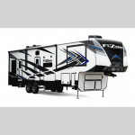 Keystone RV Fuzion Fifth Wheel Exterior