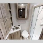 RV Bathroom Toilet