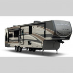 Keystone Montana Fifth Wheel Exterior